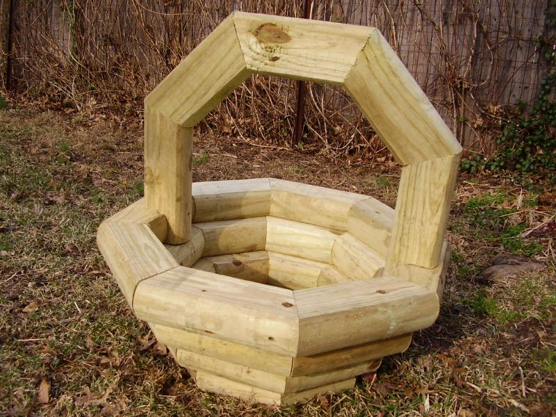crafts made from landscape timbers quotes